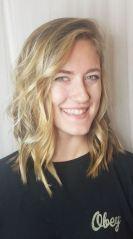 Blonde Lauren Reed