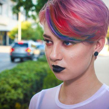 Rainbow Bangs 5